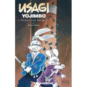 Usagi Yojimbo Nº 18: Viajes con Jotaro