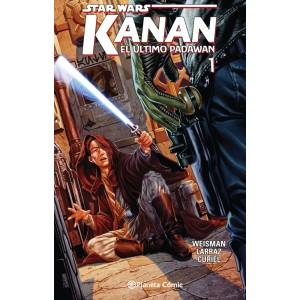 Star Wars Kanan nº 01. El último padawan