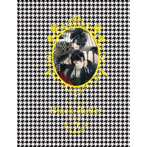 Black Butler Artbook nº 02