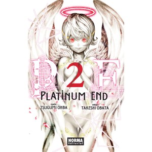 Platinum End nº 02