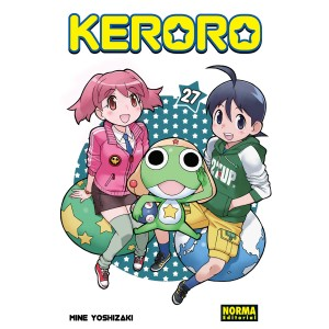 Keroro nº 27