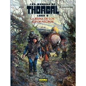 Los Mundos de Thorgal. Loba nº 06. La reina de los elfos negros