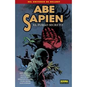 Abe Sapien nº 07. El fuego secreto