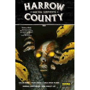 Harrow County nº 03. Doctor Serpiente