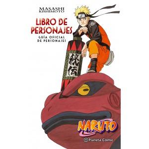 Naruto Guía nº 03: Libro de personajes