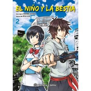 El Niño y la Bestia nº 02