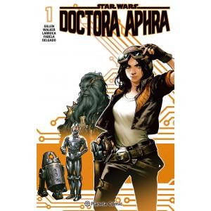 Star Wars Doctora Aphra nº 01