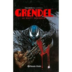 Grendel Omnibus nº 04 de 04
