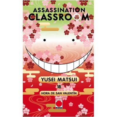 Assassination Classroom nº 18