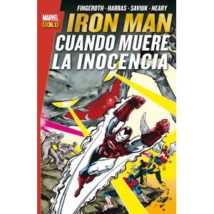 Marvel Gold. Iron Man: Cuando muere la inocencia