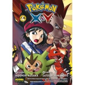 Pokemon X-Y nº 04