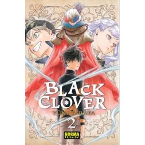 Black Clover nº 02