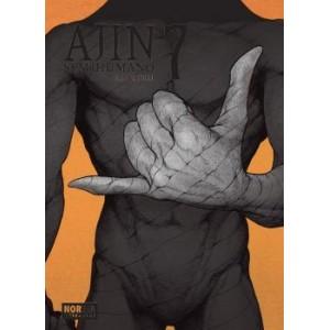 Ajin Semihumano nº 07