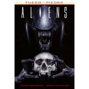 Aliens. Fuego y piedra nº 02