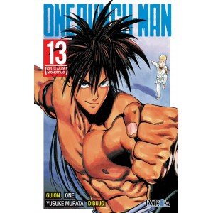 One Punch-man nº 13