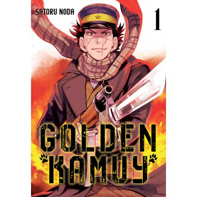 Golden Kamuy nº 01