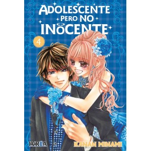 Adolescente Pero no Inocente nº 04