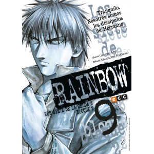 Rainbow, los siete de la celda 6 Bloque 2 nº 09