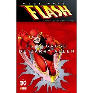 Flash de Mark Waid: El regreso de Barry Allen