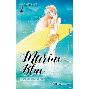 Marine Blue, el azul que abraza al viento nº 02