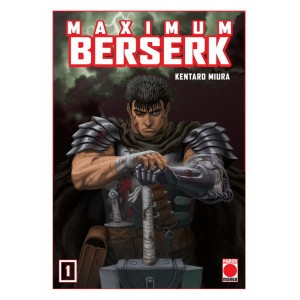 Berserk Maximum nº 01