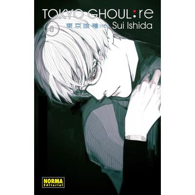 Tokyo Ghoul Re nº 08