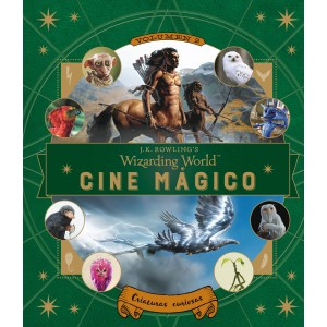 J.K. Rowling's Wizarding World: Cine mágico nº 02. Criaturas curiosas