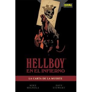 Hellboy en el infierno nº 02: La carta de la muerte