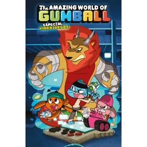 El Asombroso Mundo de Gumball nº 04: Especial videojuegos