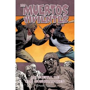 """Los Muertos Vivientes nº 27 """"La guerra de los susurradores"""""""