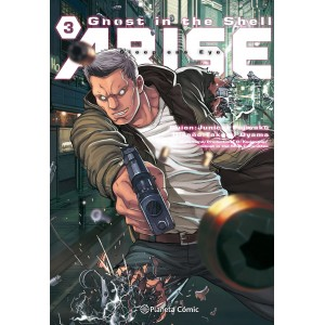 Ghost in the Shell - Arise: Sleepless Eye nº 03