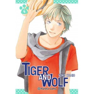 Tiger and Wolf nº 04