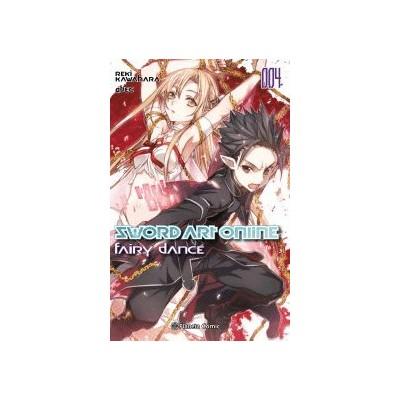 Sword Art Online Fairy Dance (novela) nº 02