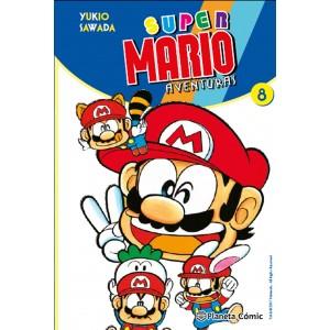Super Mario Aventuras nº 08