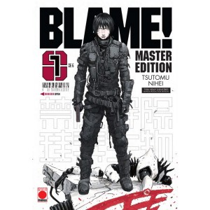 Blame! Master Edition nº 01
