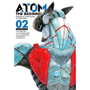 Atom: The Beginning nº 02
