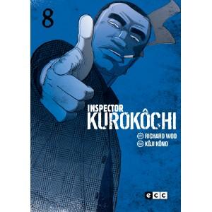 Inspector Kurokôchi nº 08