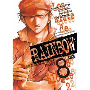 Rainbow, los siete de la celda 6 Bloque 2 nº 08