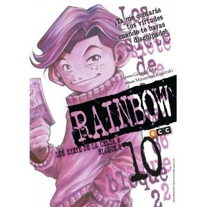 Rainbow, los siete de la celda 6 Bloque 2 nº 10