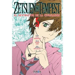 Zetsuen no Tempest nº 05