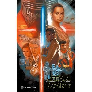 Star Wars: El despertar de la Fuerza (tomo recopilatorio)