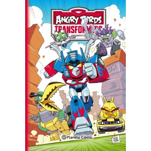 Angry Birds Transformers nº 02
