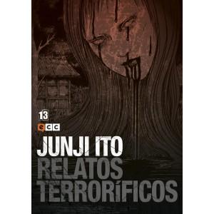 Junji Ito: Relatos terroríficos nº 13