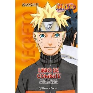 Naruto Guía nº 04: Libro de combate
