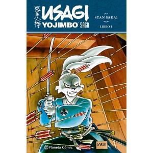 Usagi Yojimbo Saga Integral nº 01