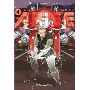 Ghost in the Shell - Arise: Sleepless Eye nº 04
