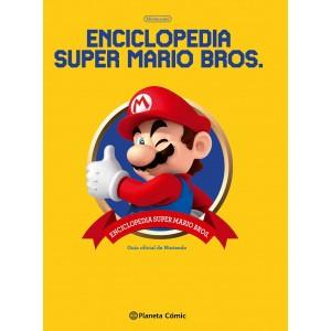 Enciclopedia Super Mario Bros. 30º Aniversario