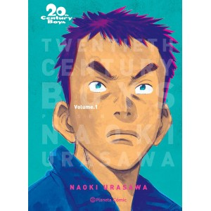 20th Century Boys Kanzenban nº 01