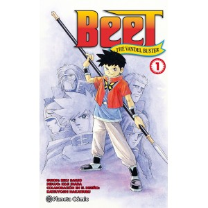 Beet: The Vandel Buster nº 01