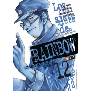 Rainbow, los siete de la celda 6 Bloque 2 nº 12